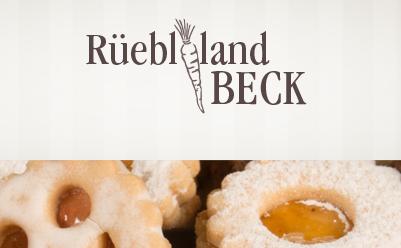 Rüebliland Beck